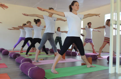 200 Hour Yoga Teacher Training (YTTC) – June 2018