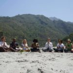Students Yoga Teacher Training in April 2017
