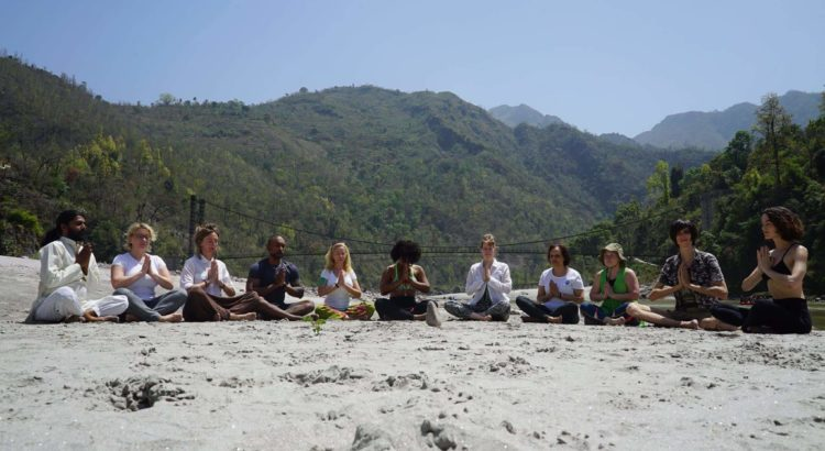 Yoga Teacher Training April 2017