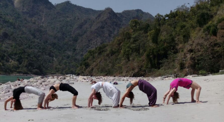 Our March 200 & 300 Hour Yoga Teacher Training Course