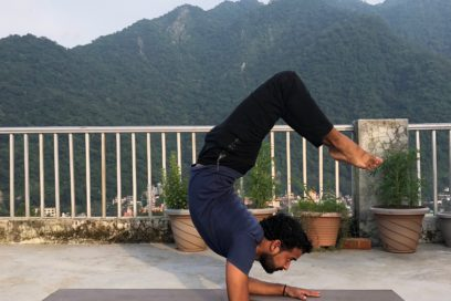 Vrischikasana (Scorpion Pose) – Benefits, Cautions & Guide