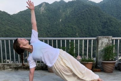 Vashishthasana (Sage Vashishthasana's Pose) – Asana Tutorial