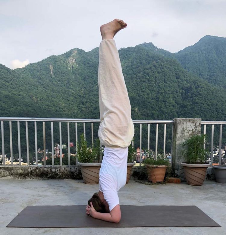 Shirshasana (Headstand) – The Asana for Perfect Health