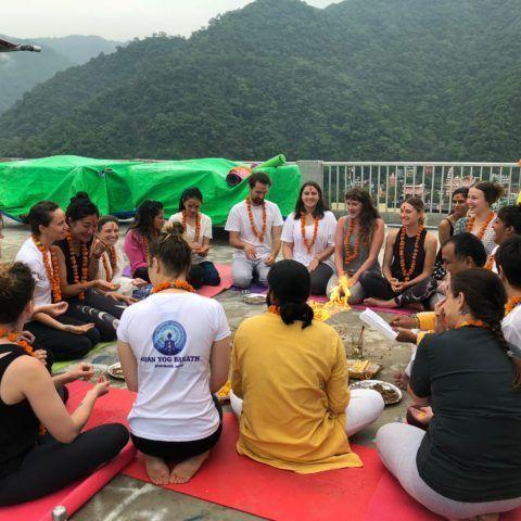 500 Hour Yoga Teacher Training