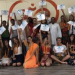 Yoga Teacher Training India Graduation