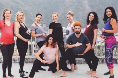 Pregnancy Yoga – How Yoga Can Help You