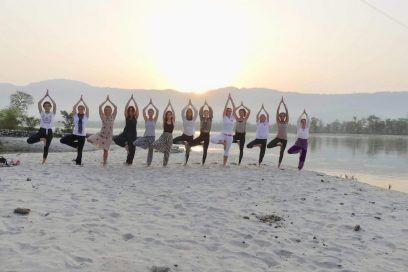 Yoga in Indien – An der Quelle des Ursprungs lernen
