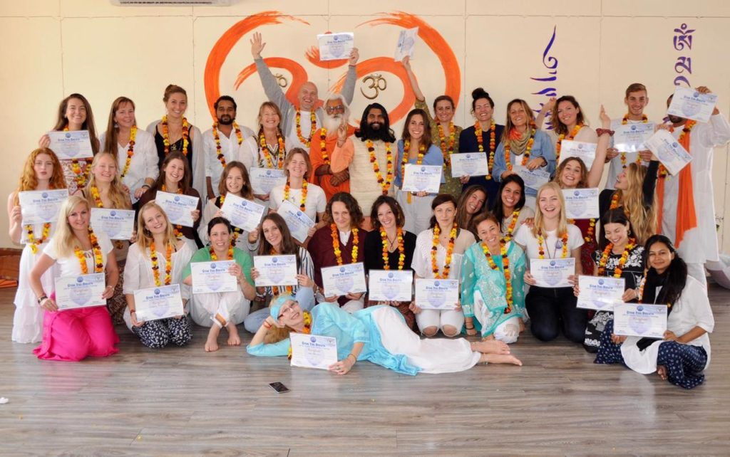 Yoga Teacher Training Indien