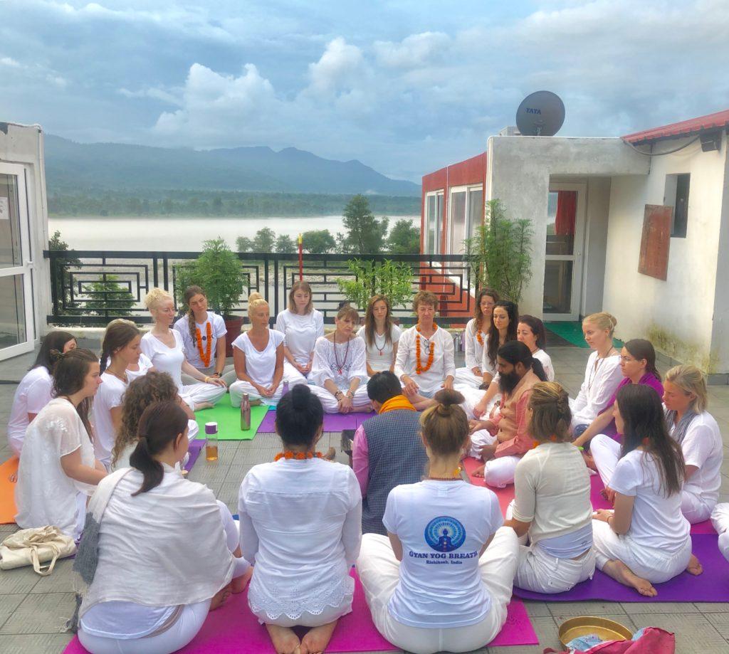 Benefits of Yoga Teacher Training in India