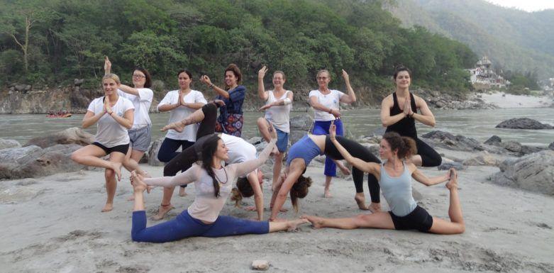 Celebrate The International Yoga Day 2018 in Rishikesh: The World Capital of Yoga